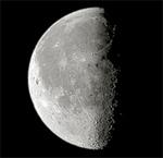 Mesec - poslednja četvrtina