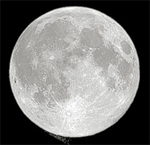 Mesečeve mene - Uštap ili pun Mesec