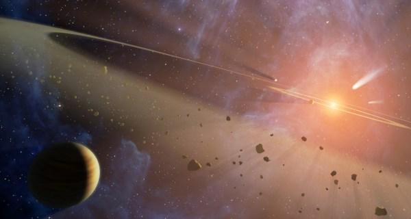 Kako naći bliznakinju među 17 milijardi planeta sličnih Zemlji?  Planeta1