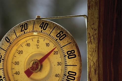 Zanimljivosti iz nauke Termometar
