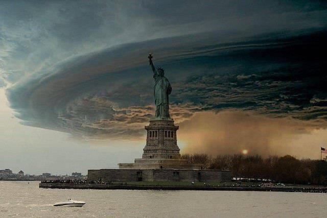"""Kad se majka priroda """"razbesni""""! Sandy_1"""