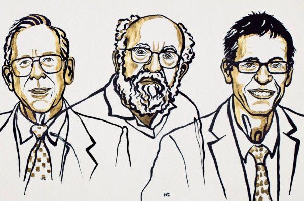 Нобел за физику тројици научника